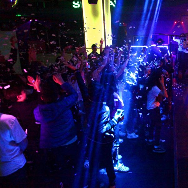 תמונה של מסיבת מצווה מועדון ניו יורק